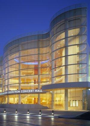 美國加州橘郡,賽格斯仲音樂廳