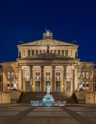德國柏林,柏林音樂廳