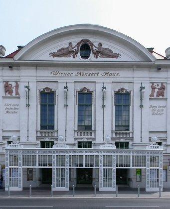 奧地利維也納,維也納音樂廳