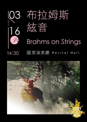 Brahms on Strings